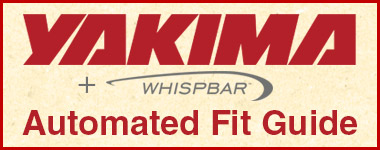Yakima and Whispbar Automated Fit Guide - Determine which Yakima rack will fit your vehicle