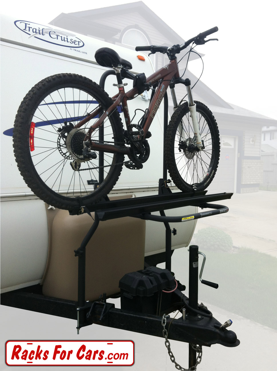 Arvika Rv Bike Racks Carry Your Bicycles On Rvs And Fifth