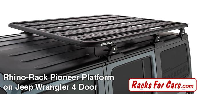 Rhino Rack Backbone And Pioneer Platforms Edmonton