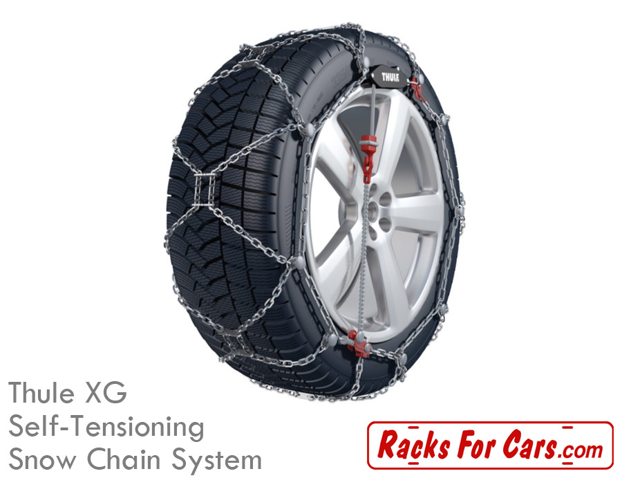 Thule Snow Chains Give You Traction Racks For Cars