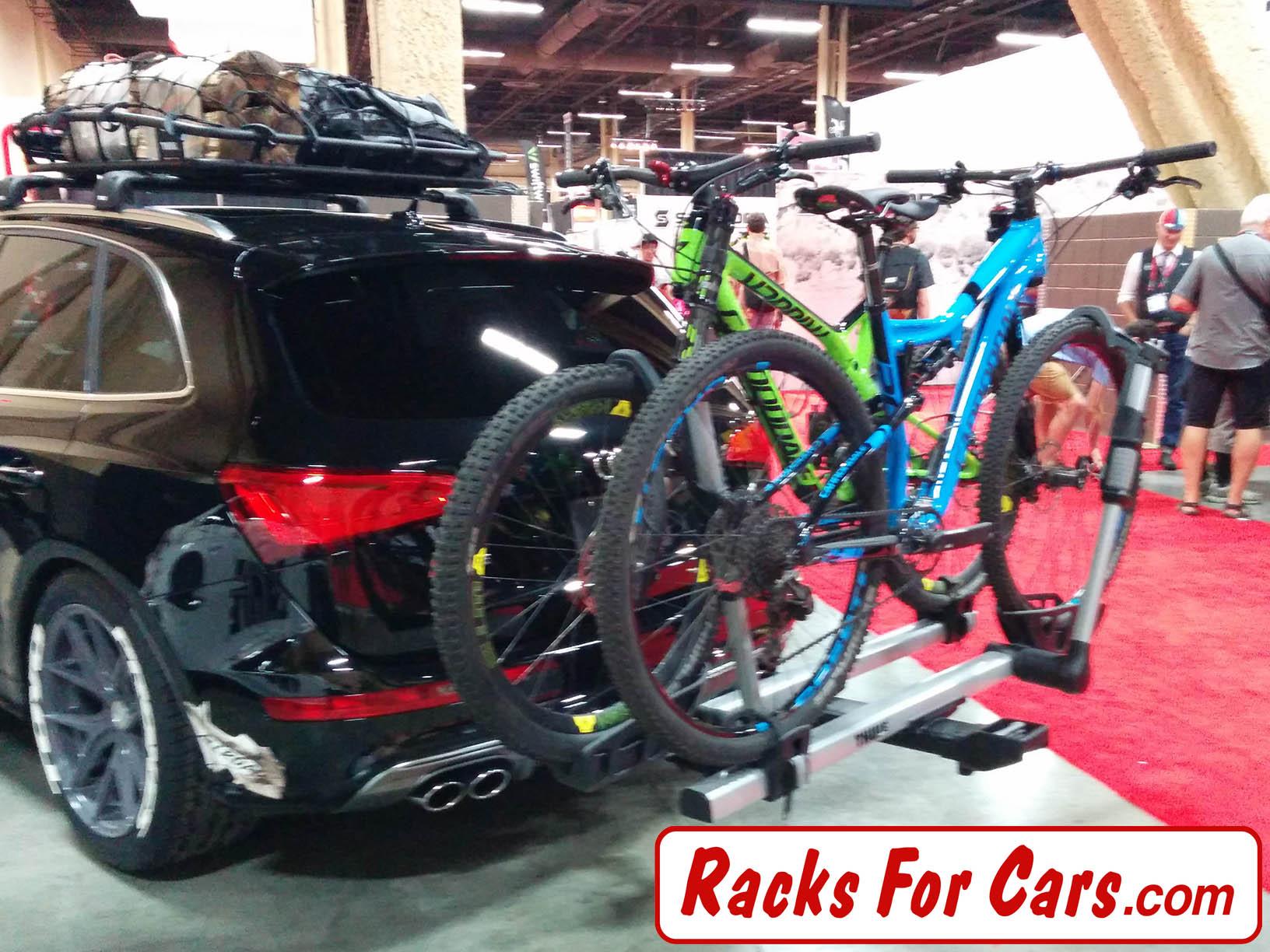 youtube subaru bike thule review watch rack and