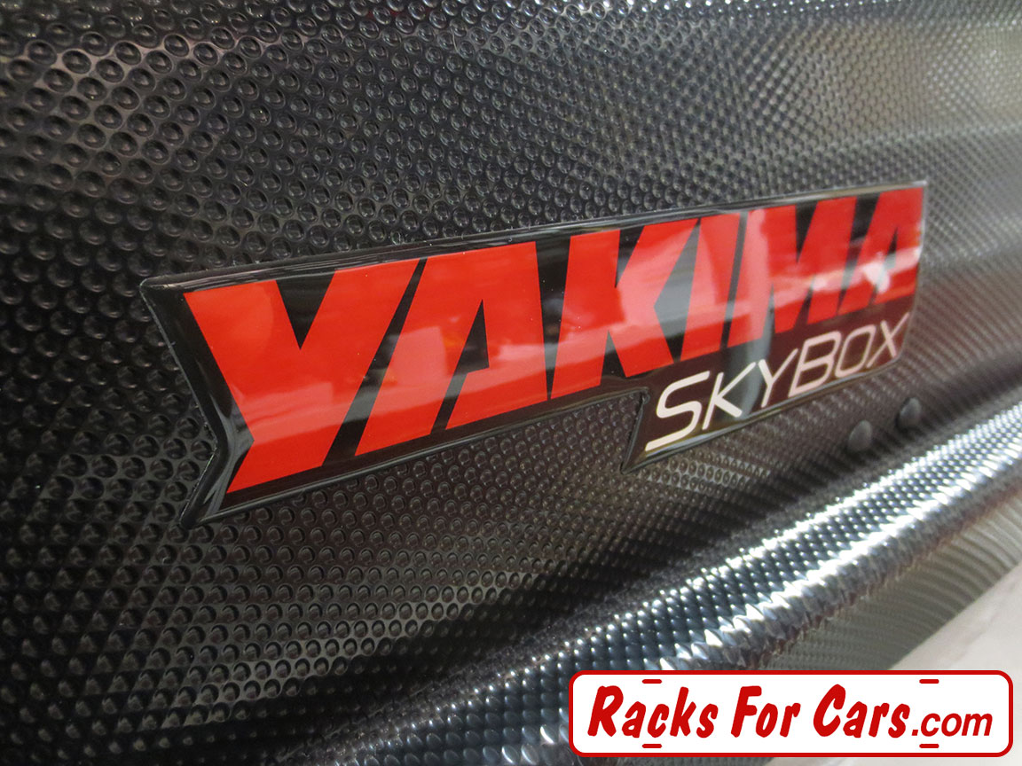 Yakima S New Skybox Carbonite Is A Dimpled Beauty Racks
