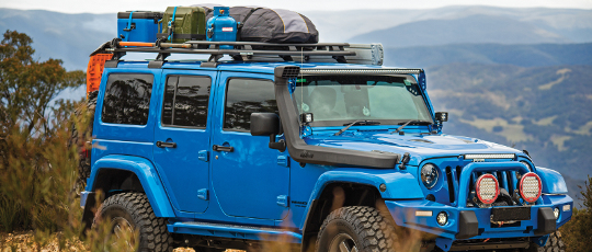 Rhino-Rack Roof Racks