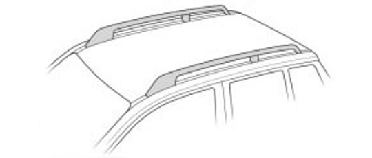 Roof Racks for Raised Side Rails