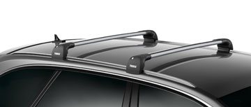 Roof rack crossbar systems
