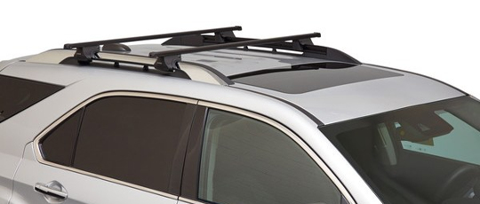 tracker shop thule packs foot ii rack now