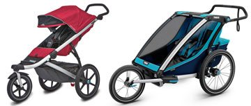 Thule Chariot child carriers