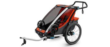 Thule Chariot Multisport Strollers, Bike Trailers, Jogging ...