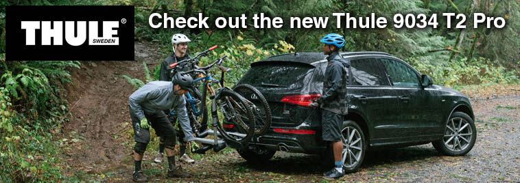 Thule 9034 T2 Pro in stock now at Racks For Cars